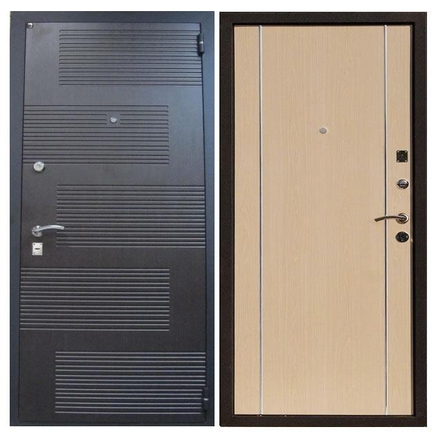 Входная металлическая дверь Булат Футура 003