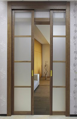 Двери под ламинат - DekorikoRu