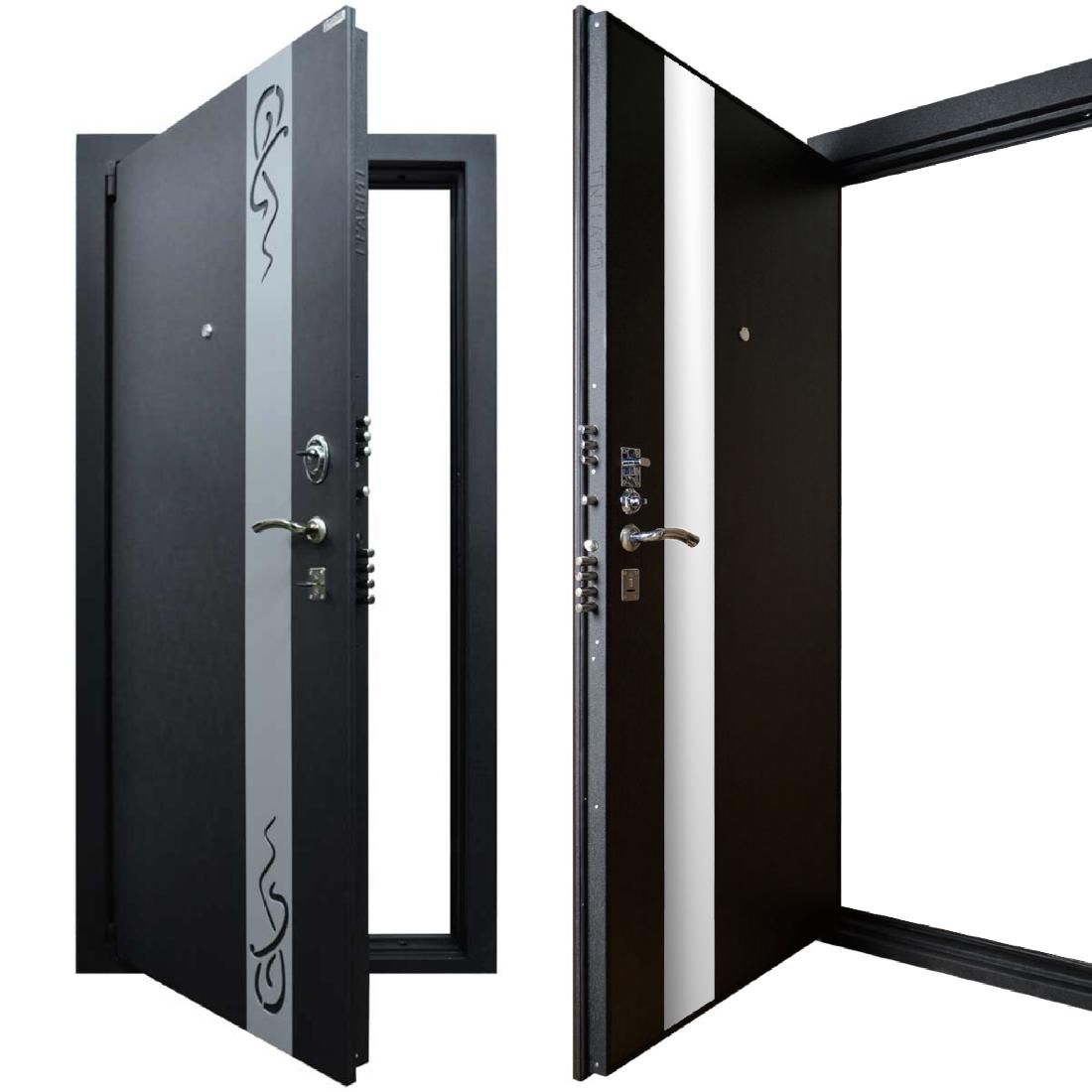 металлическая дверь т 3